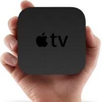 AppleTV une