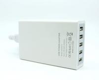 Station de Recharge de Bureau et Voyage BrainWizz 5 ports USB 10A 50W logo