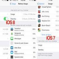 iOS7 une