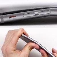 iPhone deforme une