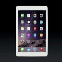 iPad Air 2 une