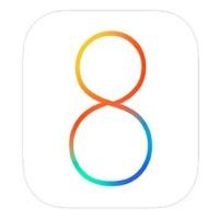iOS8 une