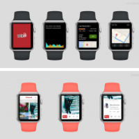 Apple Watch une