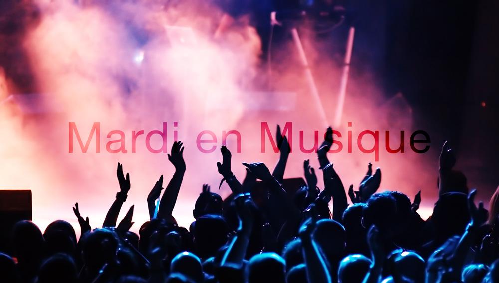 App4Phone Mardi en Musique Mardi en Musique avec : The Shoes, Sons of Kemet et Lana Del Rey
