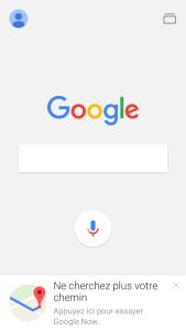 accueil Google 169x300 Lapplication Google change de visage sur iPhone