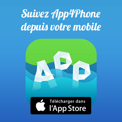 Application iPhone App4Phone