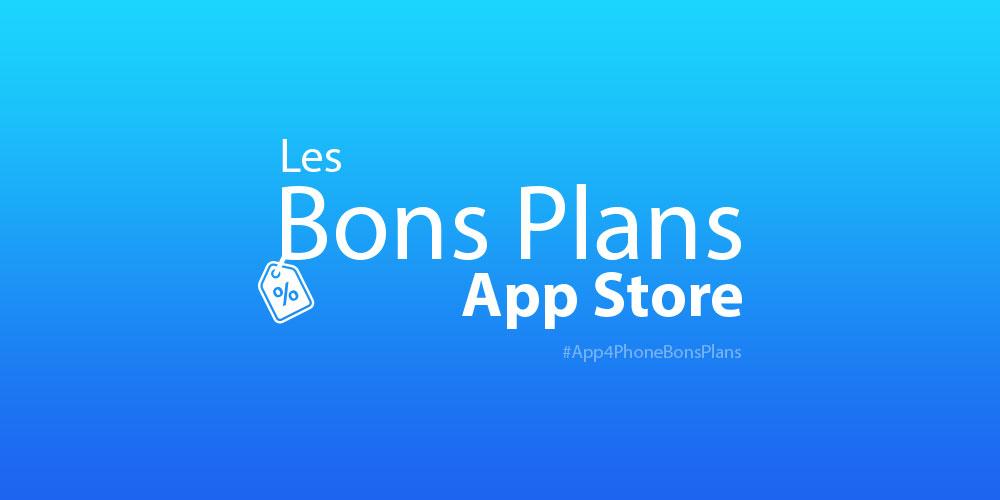 app4phone bons plans Les bons plans App Store de ce vendredi 11 septembre 2015