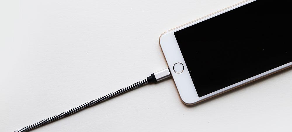 cable mfi App4shop Nouveau : câble MFI Lightning de 3 mètres certifié Apple
