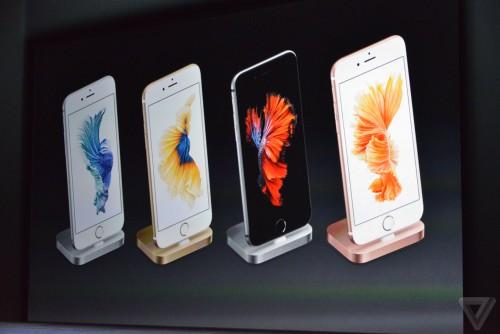 iPhone 6s 500x334 Résumé keynote (iPhone 6S, iPad Pro, Apple TV 4, watchOS 2...)