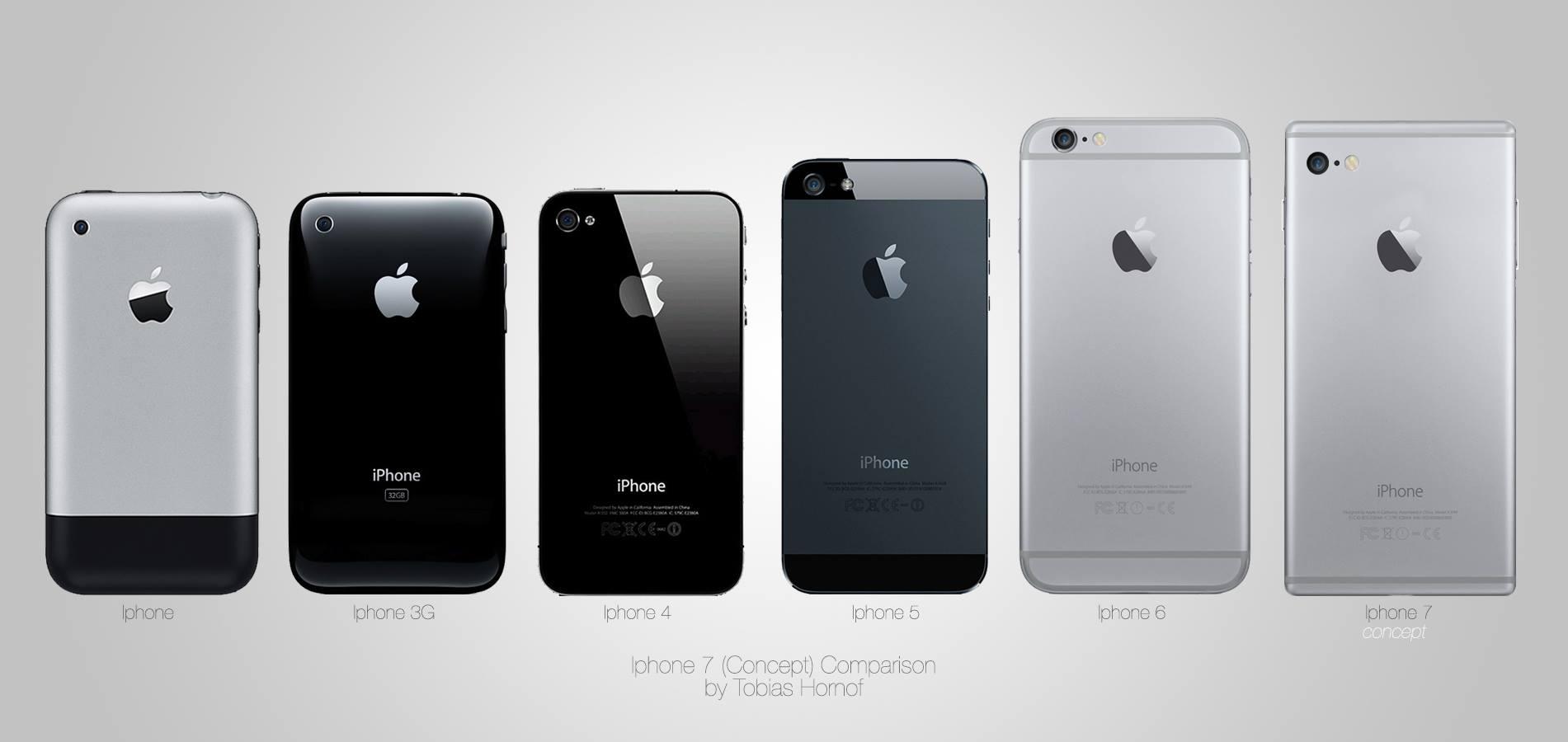 iPhone 7 concept tobias hornof 03 Design : liPhone 7 a déjà son concept