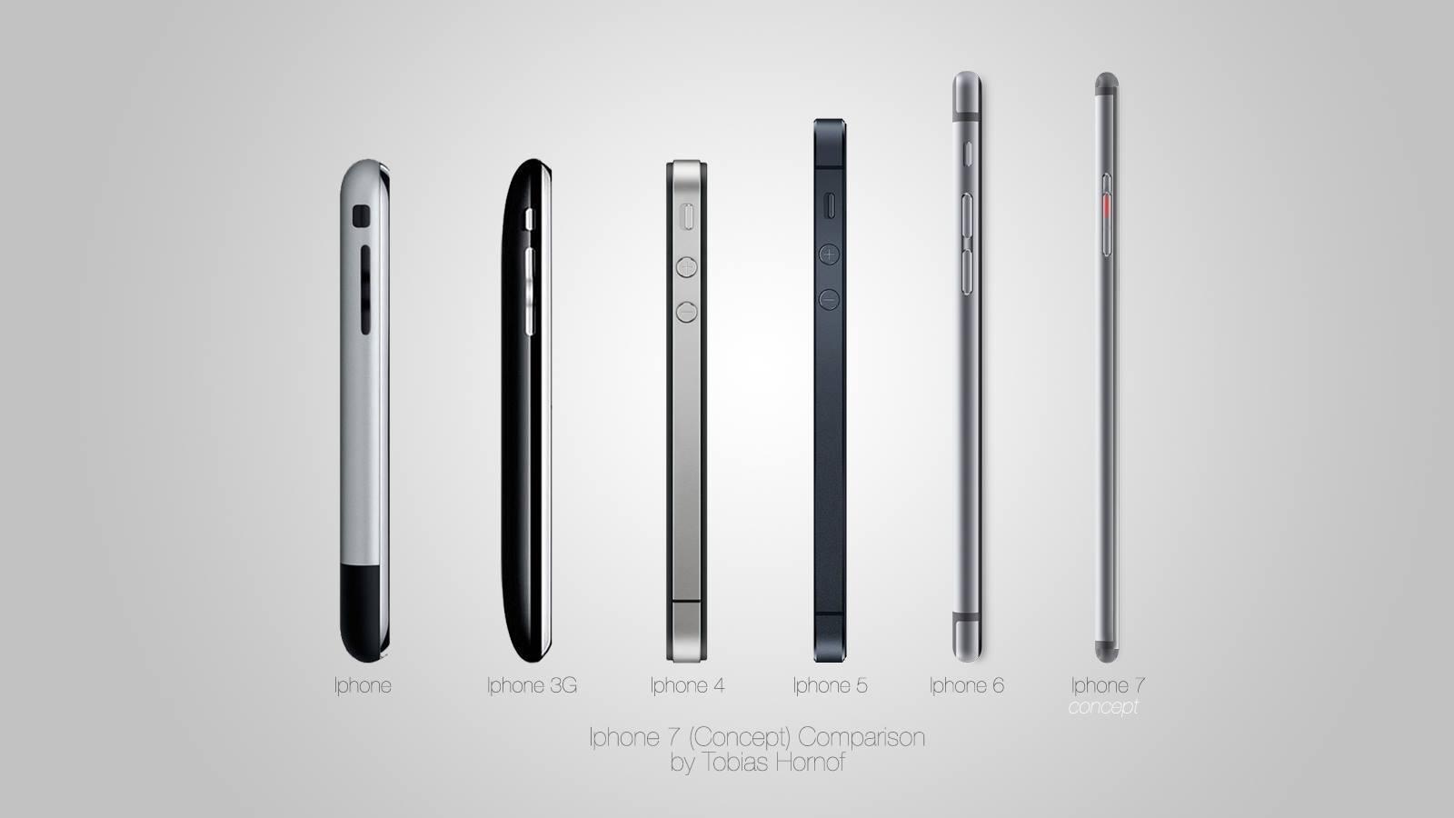 iPhone 7 concept tobias hornof 04 Design : liPhone 7 a déjà son concept