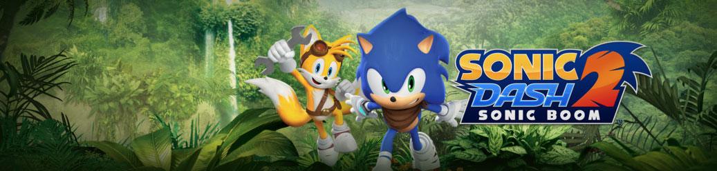 sonicdash 2 L'app du moment : Sonic Dash 2
