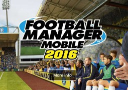 Football Manager Touch : cuvée 2016  disponible sur iOS !