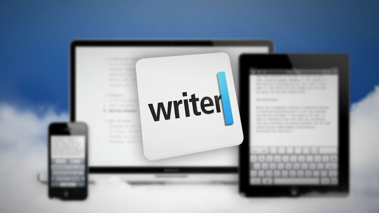 iA writer iA Writer désormais compatible avec liPad Pro
