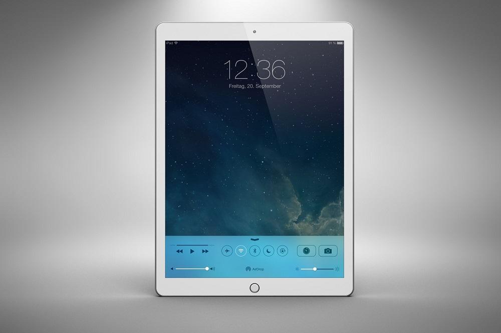 ipad pro1 Apple lance les pré commandes de liPad Pro