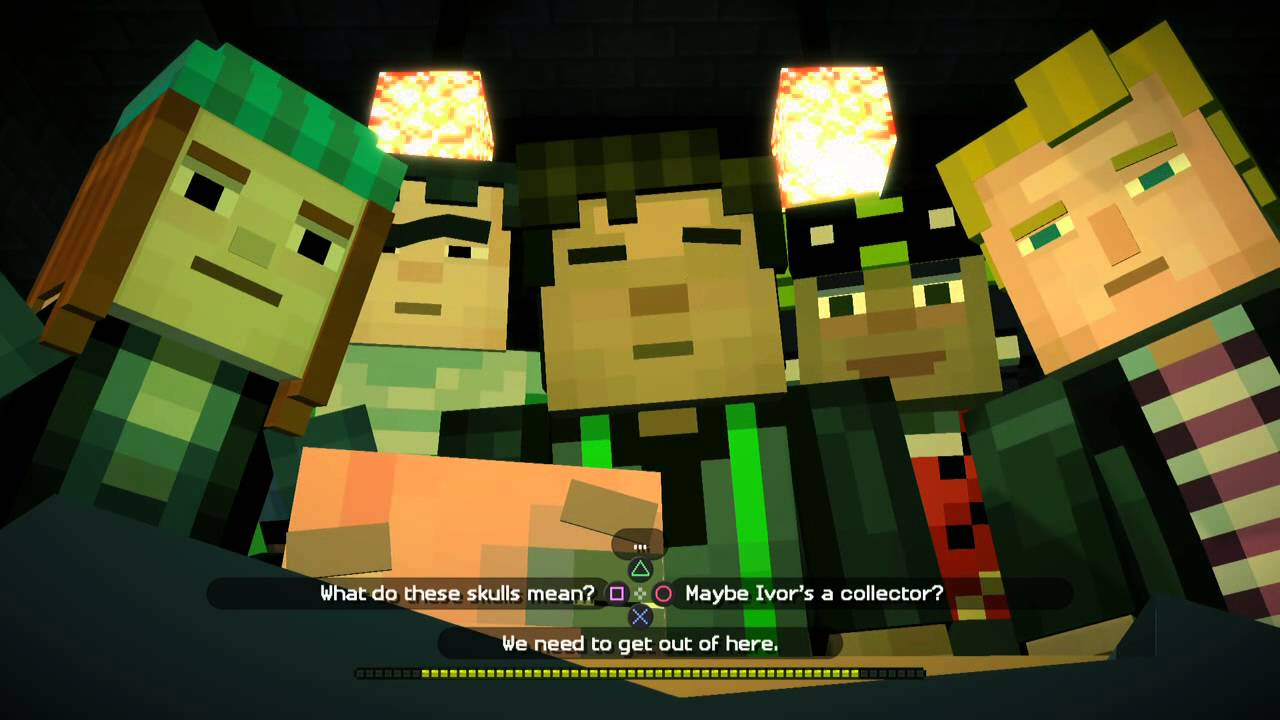 minecraft story mode 3 2 Minecraft Story Mode 3 : lancement officiel sur iOS !