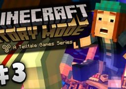Minecraft Story Mode 3 : lancement officiel sur iOS !
