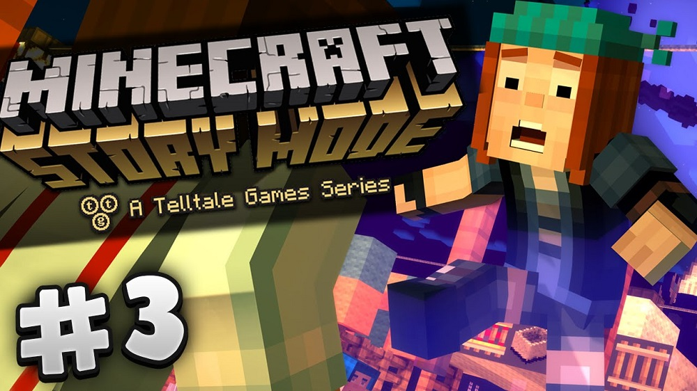 minecraft story mode 3 Minecraft Story Mode 3 : lancement officiel sur iOS !