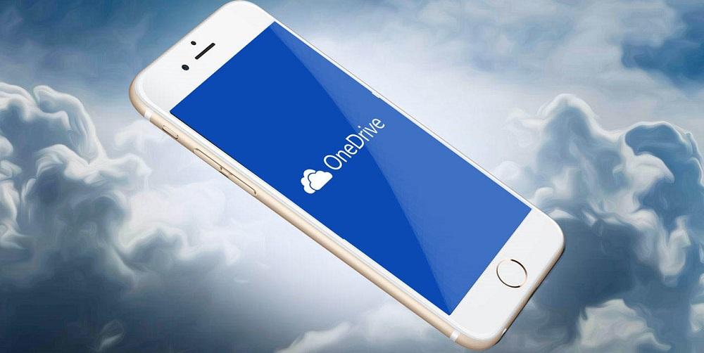 onedrive 2 OneDrive de Microsoft acquiert le support du 3D Touch