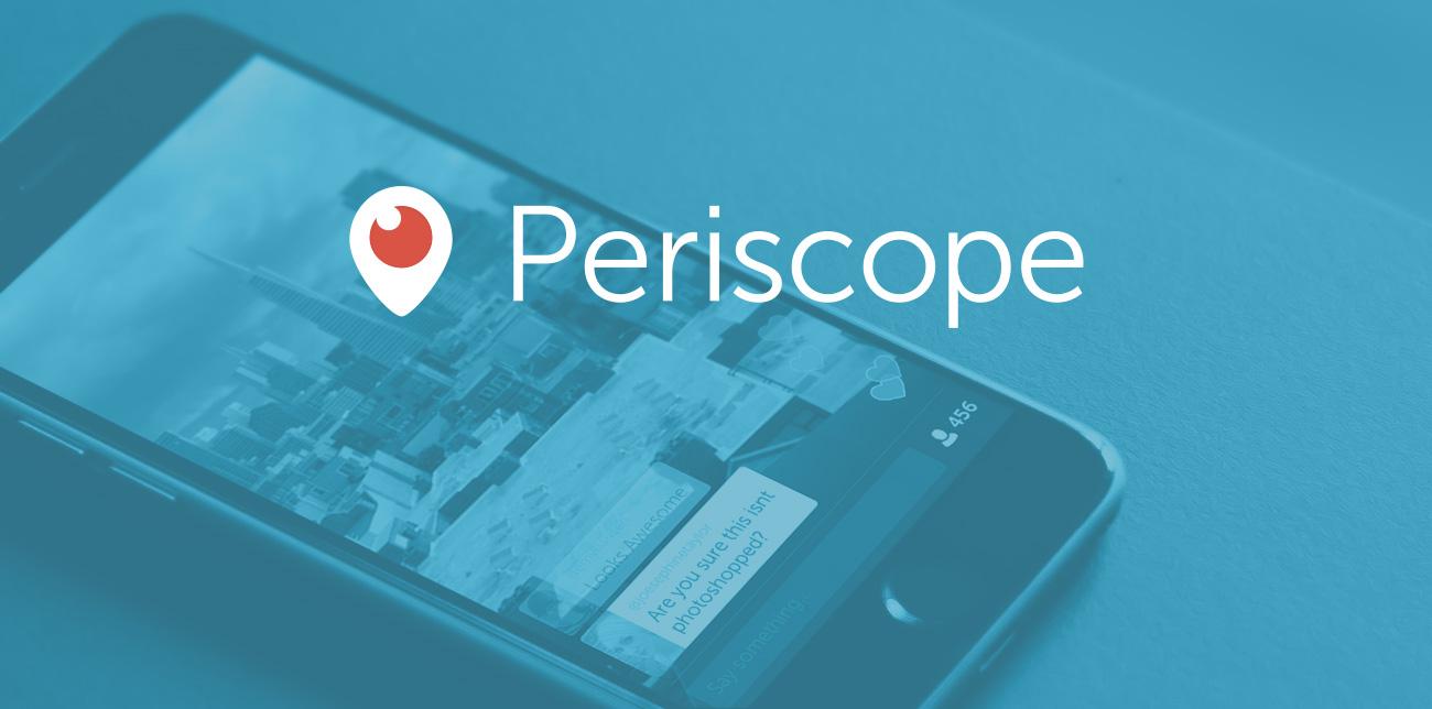 periscope mbinda Périscope prend le virage de 3D Touch !