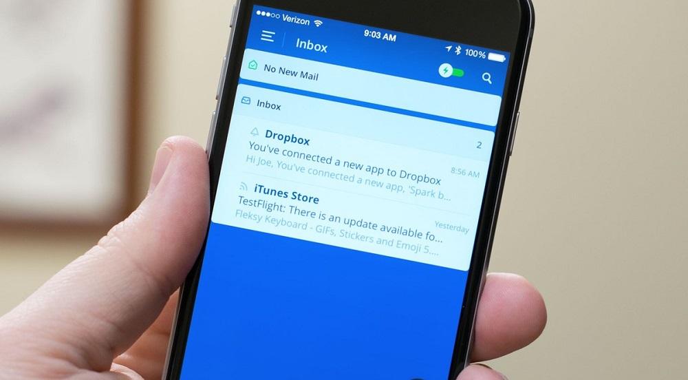 spark iphone6 hero Spark : version 1.3 et support du protocole Exchange