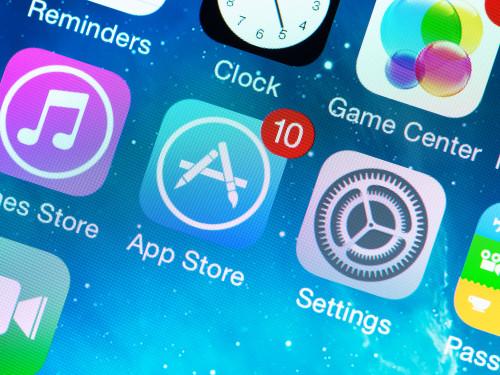 app store 500x375 Le best of de lApp Store par Apple
