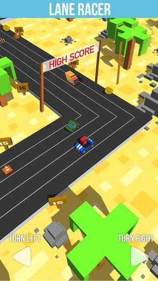 Lane Racer - 1