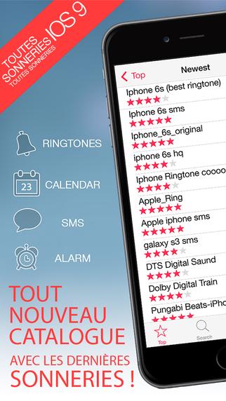 Sonnerie pour iPhone 6