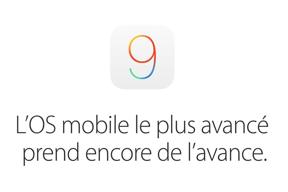 ios91 iOS 9.3 se rapproche encore de sa sortie publique