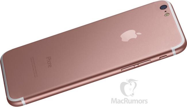 iphone 7 LiPhone 7 pourrait ressembler aux iPhone 6 et 6s