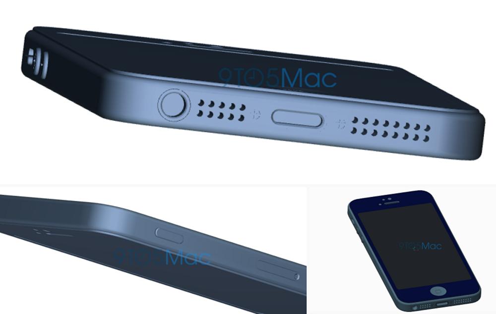 iphone5se 2 Le supposé design du nouvel iPhone de 4 pouces