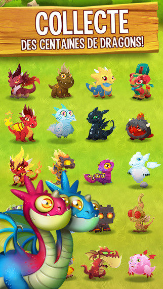 Dragon City Mobile - 3