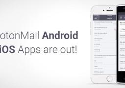 ProtonMail, une application gratuite pour envoyer et recevoir des mails cryptés
