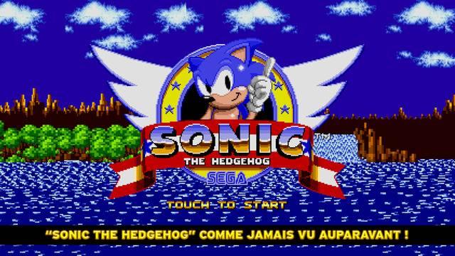 Sonic le hérisson débarque sur lApple TV