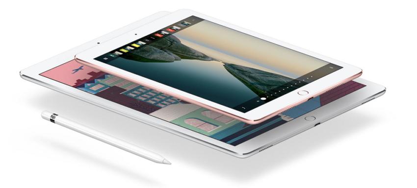 ipad pro 97 pouces 850x384 iPad Pro : la réalité augmentée et la prise de notes mises en avant dans deux nouvelles pubs