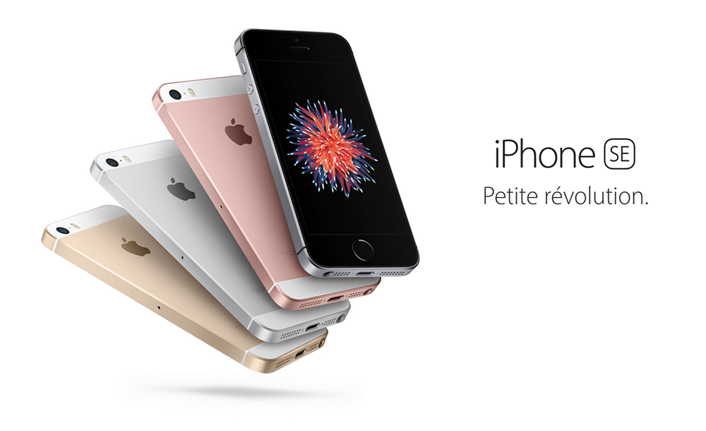 iphone se Bilan du keynote : iPhone SE, iPad Pro 9,7 pouces, iOS 9.3 et plus