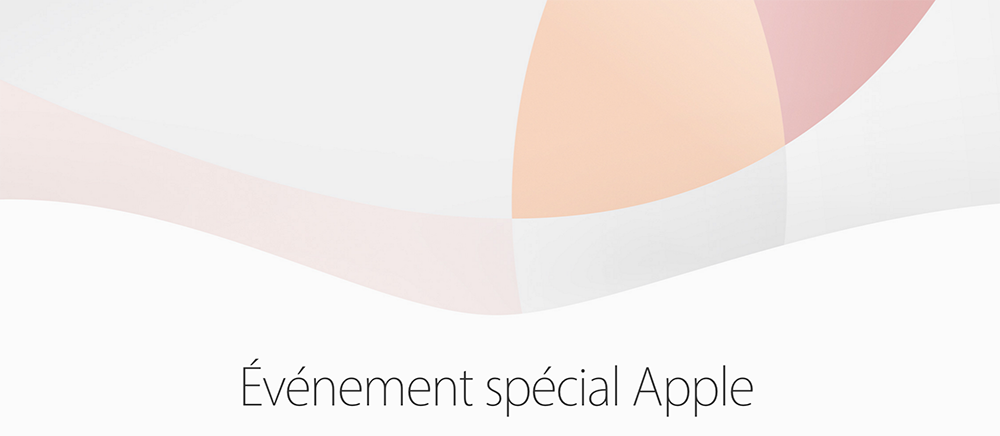 keynote apple 21 mars Bilan du keynote : iPhone SE, iPad Pro 9,7 pouces, iOS 9.3 et plus
