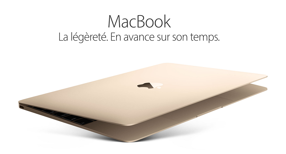 macbook apple Des MacBook de 13 et 15 pouces ultra fins pour succéder au MacBook Air