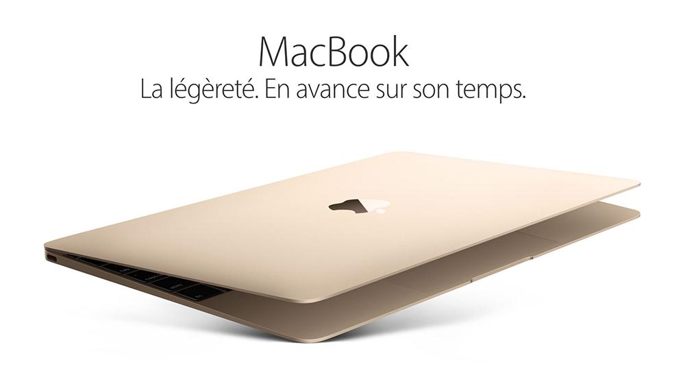 macbook apple Des MacBook de 13 et 15 pouces ultra fins pour succéder au MacBook Air