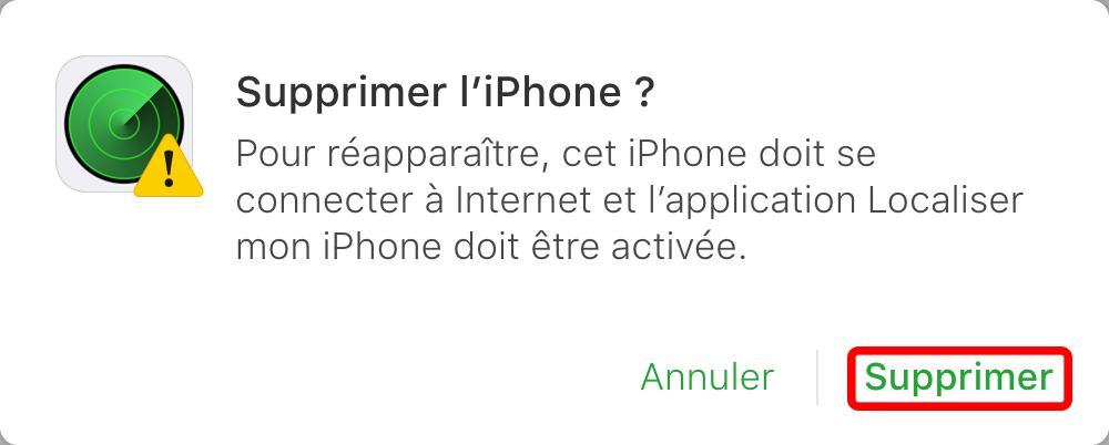 supprimer Comment activer un iPhone ou un iPad après mise à jour vers iOS 9.3