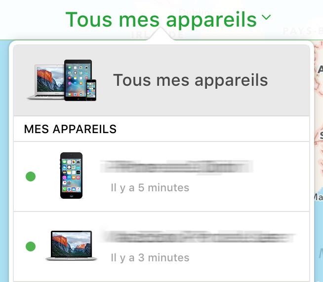 tous mes appareils Comment activer un iPhone ou un iPad après mise à jour vers iOS 9.3