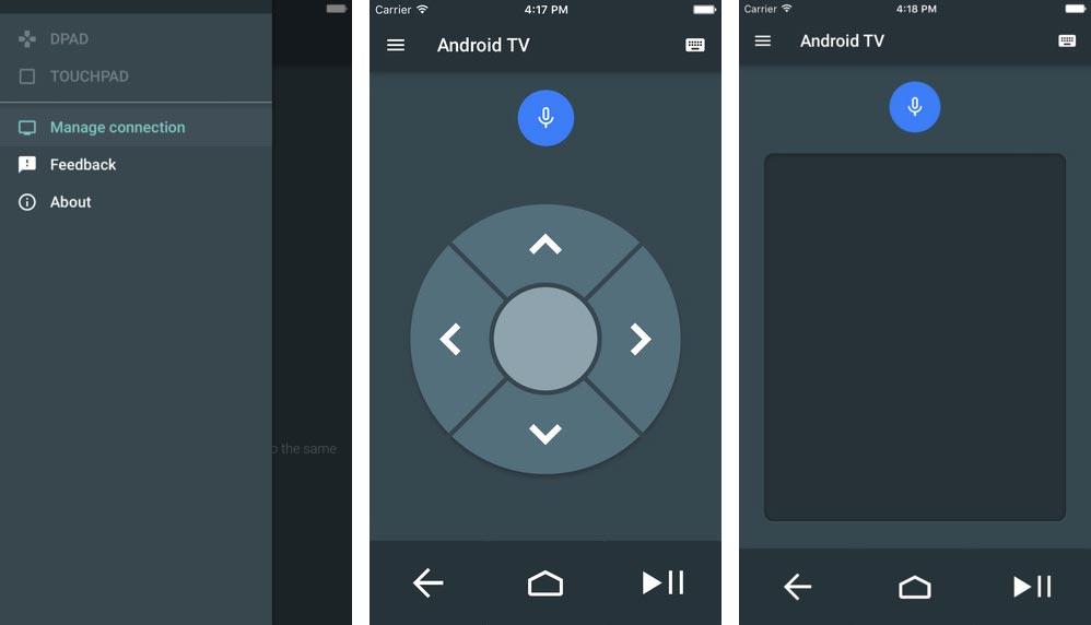Android TV iOS Android TV : lapplication iOS officielle pour contrôler votre Bbox Miami ou votre Freebox Mini 4K