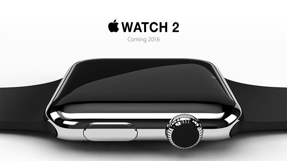 apple watch 2 1 La production de lApple Watch 2 débuterait en juin 2016