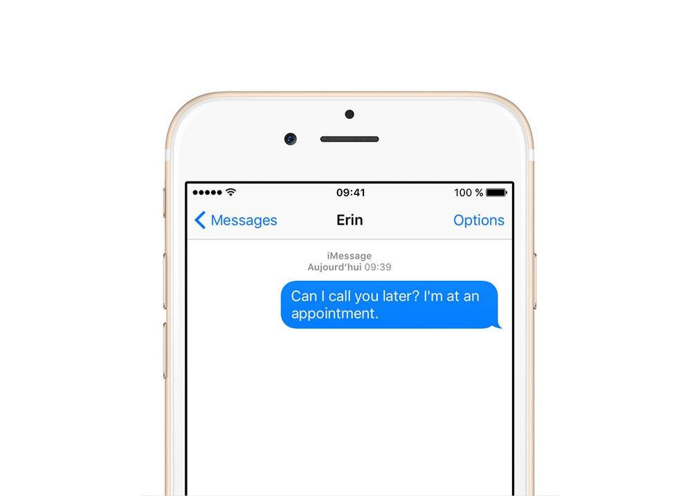 imessage comment changer adresse mail envoi reception iMessage : certains utilisateurs ne peuvent pas envoyer de messages