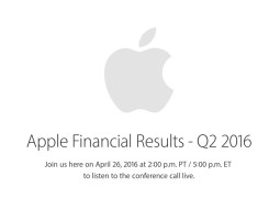 resultats-financiers-apple-premier-trimestre-2016