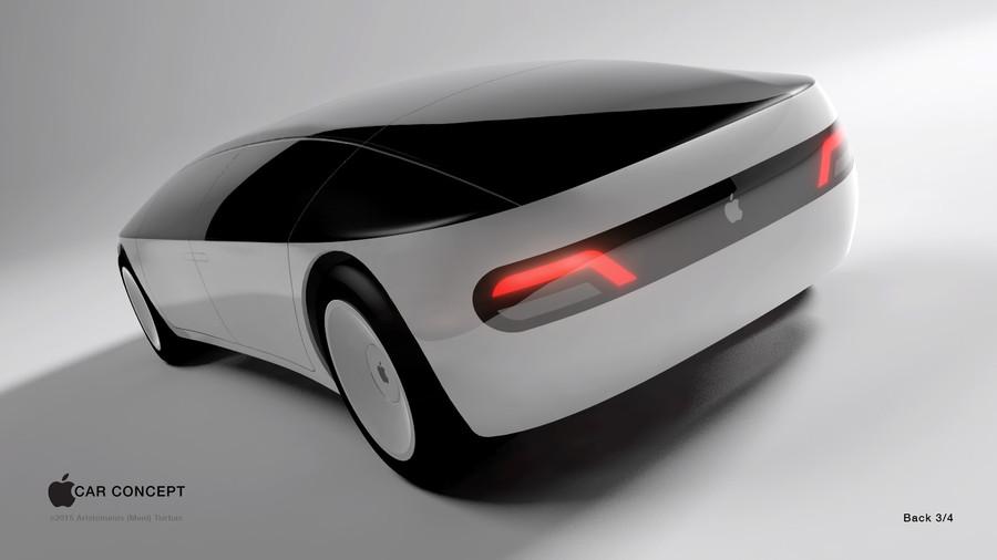 Apple Car concept Apple Car : Apple cherche à louer un terrain dessai de 74000 m²