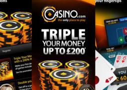 Casino.com : le meilleur site mobile de jeux d'argent