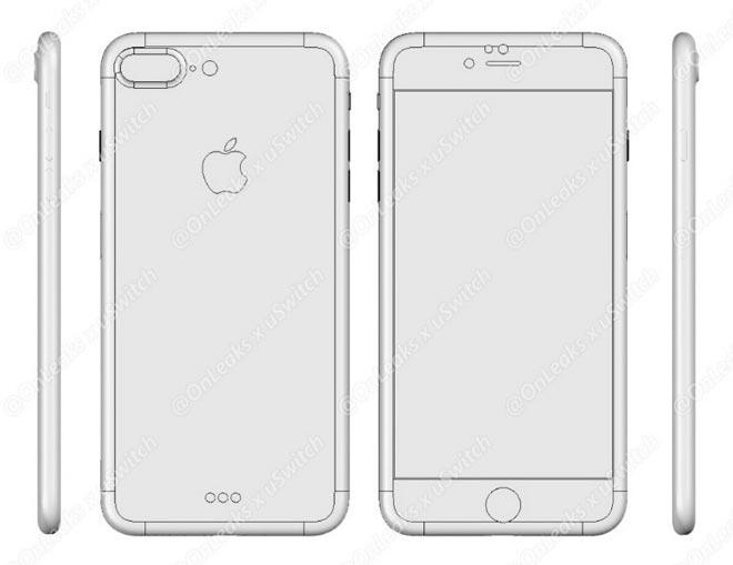 iPhone 7 Pro [Vidéo] LiPhone 7 et liPhone 7 Plus/iPhone Pro pour la première fois en vidéo !