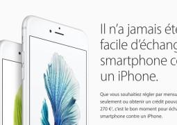 Apple étend son programme d'échange d'iPhone en France, Italie et Espagne