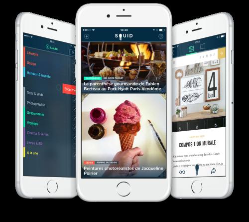 squid 1 1 500x445 Squid pour iOS : choisissez lactualité qui vous intéresse !